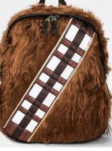 Chewbacca Small Mini Kids Backpack Star Wars